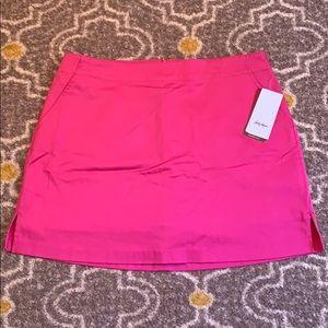 Lady Hagen Pink Golf Skirt